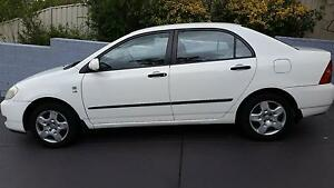 2006 Toyota Corolla Sedan with 7 Months Rego Shortland Newcastle Area Preview