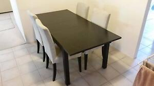 5 Piece Dining Suite with Extendable Table Morley Bayswater Area Preview