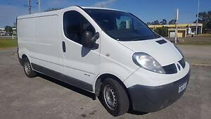 2011 Renault Trafic Van/Minivan, Diesel, Free Warranty!!! Maddington Gosnells Area Preview