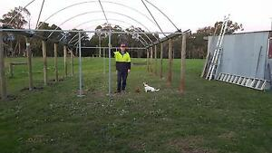 Greenhouses - Used Poly Igloos for Sale Seville Yarra Ranges Preview