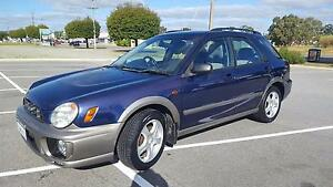 2002 Subaru Impreza, Free Warranty, New Tyres!!! Maddington Gosnells Area Preview