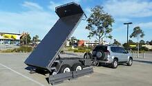 FROM $72 P/WEEK ON FINANCE* 12x7 Flatbed Tandem Tipper Trailer Narre Warren Casey Area Preview