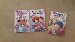 W.I.T.C.H Series Children's Books Forestdale Logan Area Preview