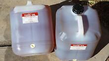 Free!!!! 20 litres of100% pure Tung Oil (Chinese Wood oil) Bardwell Park Rockdale Area Preview