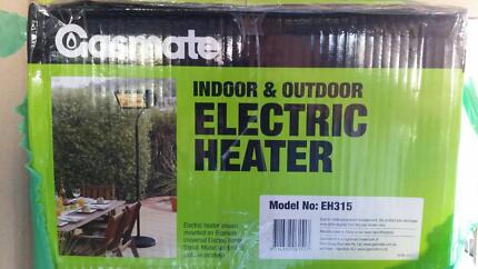 Gasmate Electric Heater Wall Mount EH315