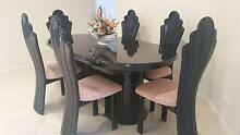Dining Table needs to go quick! Macquarie Links Campbelltown Area Preview