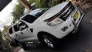 2012 Ford Ranger Ute Ruse Campbelltown Area Preview