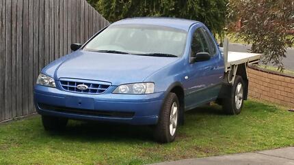 2003 Ford Falcon Ute