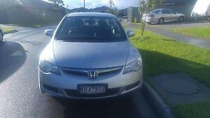 2008 Honda Civic Sedan Deer Park Brimbank Area Preview