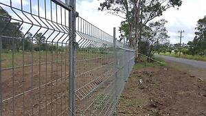Galvanised Mesh Fence, Security Fence, Temporary fence & Dog runs Hawkesbury Area Preview