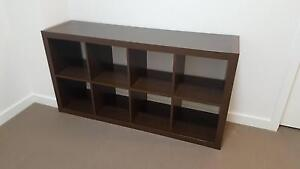 Ikea brown bookshelf St Peters Marrickville Area Preview