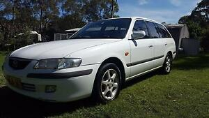 2000 Mazda 626 Wagon Nelsons Plains Port Stephens Area Preview