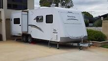 2013 Jayco Shoalwater Rockingham Area Preview