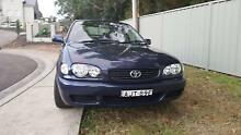 Toyota Corolla Conquest 2000 (MY 2001) Low kilometers. Long Rego Blaxland Blue Mountains Preview