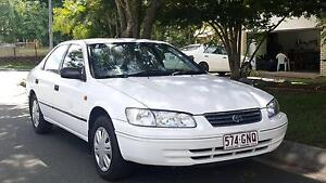 2002 Toyota Camry Automatic Sedan Mansfield Brisbane South East Preview
