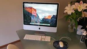 "24"" Apple iMac Caringbah Sutherland Area Preview"