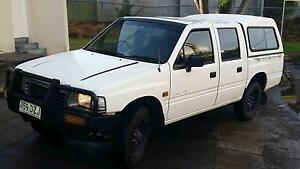 1996 Holden Rodeo Ute Woolloongabba Brisbane South West Preview