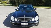 2003 Mercedes-Benz E320 avantgarde sedan $12000 or swap /trade Gosford Gosford Area Preview