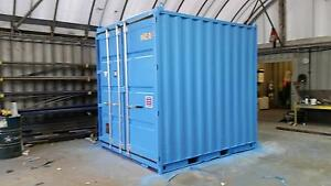 Refurbished  10ft High Cube Shipping Container Sunshine West Brimbank Area Preview