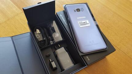 BRAND NEW Galaxy S8 Plus - 64GB - Gray (Samsung Warranty)