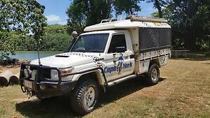 2009 Toyota LandCruiser Ute Barron Cairns City Preview