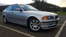 2001 BMW 3 Sedan Lindisfarne Clarence Area Preview
