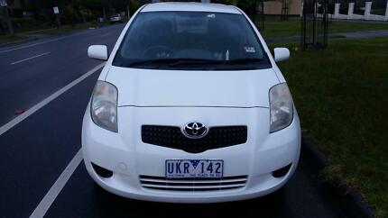 2006 Toyota Yaris Hatchback Endeavour Hills Casey Area Preview