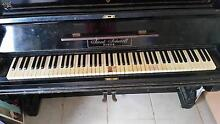 Paul Scharff Upright Piano Weston Cessnock Area Preview