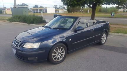 2005 Saab 9-3 Convertible Excellent Condition 3 Years Free Warran Maddington Gosnells Area Preview