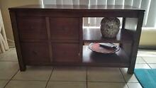 Balinese Coffee Table ,TV Cabinet & Book shelf Gold Coast Region Preview