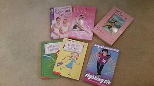 Assorted Young Girls Children's books Forestdale Logan Area Preview