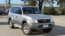 1997 Toyota LandCruiser  AUTO!!NEW TYERS CRUISE CONTROL.1Y/WAR Reservoir Darebin Area Preview