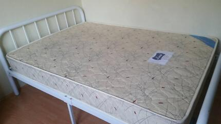 Double Bed - With Matress Liverpool Liverpool Area Preview