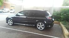 2009 Metallic Black - Holden Astra SRI AH Auto MY09 Salter Point South Perth Area Preview