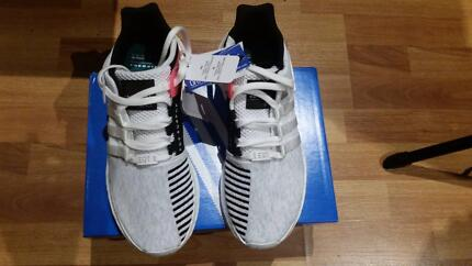 """(SOLD) adidas EQT 93/17 """"White/Turbo Red"""" US 10.5"""