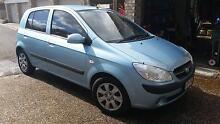 2010 Hyundai Getz Hatchback - Selling due to relocation UK! Merrimac Gold Coast City Preview
