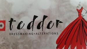 Tedder dressmaking + alterations Maudsland Gold Coast West Preview