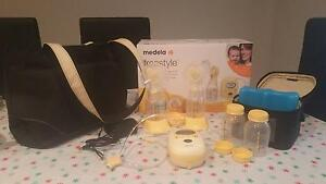 Medela freestyle double electric breast pump Rowville Knox Area Preview