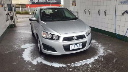2012 Holden Barina CD - Reduced was $10250