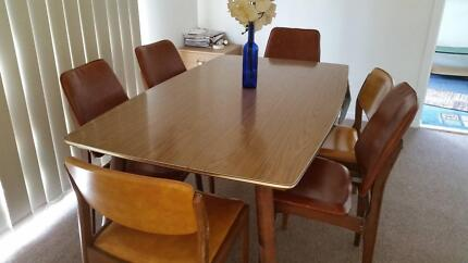 Dining table with 6 dhairs + loads more....Clearing out the house Annerley Brisbane South West Preview