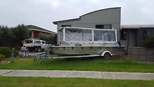 CUSTOM MADE HOUSEBOAT. San Remo Bass Coast Preview