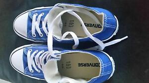 Brand New Blue Converses Cairns Cairns City Preview