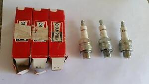 NOS Champion L20V Original Spark Plugs BUH Never Used 3 Units Frankston Frankston Area Preview