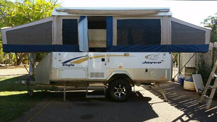 Jayco Eagle Off-Road - Remote wind-up - Sleeps 4-6 - PRICE DROP Queenton Charters Towers Area Preview