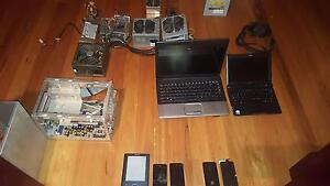 Random Used Computer and Electrical Parts - Make an offer Kenmore Hills Brisbane North West Preview