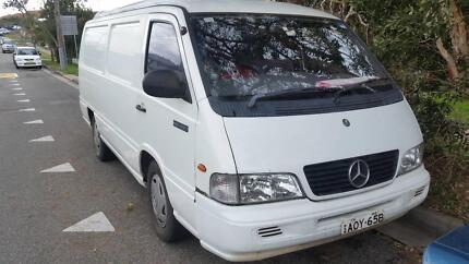 2003 Mercedes-Benz MB Van/Minivan Hamilton Newcastle Area Preview