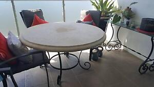 Designer Outdoor Table and 4 chairs Sherwood Brisbane South West Preview