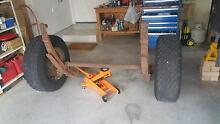 65 mm Heavy Duty trailer axle with electric Brakes Petersham Marrickville Area Preview