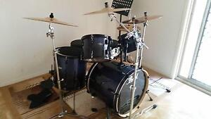 PEARL VISION BIRCH DRUM KIT Tewantin Noosa Area Preview