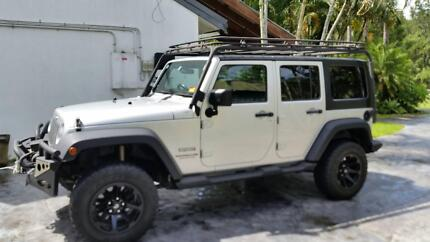2012 Jeep Wrangler Unlimited Tallebudgera Valley Gold Coast South Preview